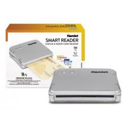 Lettore USB di Smart Card Hamlet HUSCR2